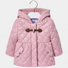 Infant Girls Padded Coat - Pink (2488)