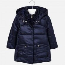 Padded Coat - Navy(4429)