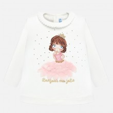 Infant Girls Princess Top - Pink (2011)
