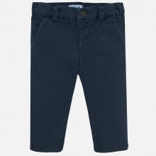 Infant Boy Chino Trousers - Navy (2536)