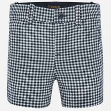 Infant Boys Chequered Shorts 1282