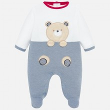 Babygrow with Teddy Motif 1775