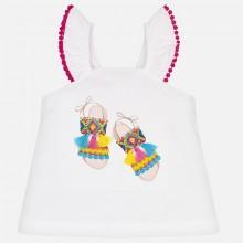 Sandals T-Shirt 3026