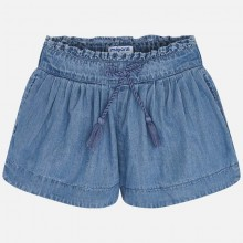Girls Denim Shorts 3282