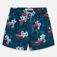 Boys Car Swim Shorts (Blue) 3631