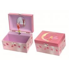Musical Jewellery Box - Moon