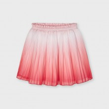 Tie Dye Skirt - Flamingo (3907)