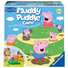 Peppa Pig - Muddy Puddle Game