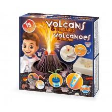 Volcanoes & Dinosaurs