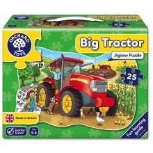 Big Tractor Puzzle