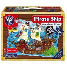 Pirate Ship Puzzle