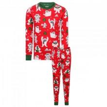 Yuletide Yetis Pyjama Set