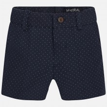 Baby Boy jacquard short - (1253)