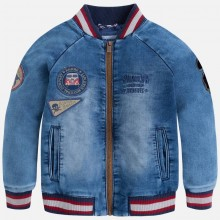 Bomber Jacket  - Denim (3460)