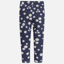 Daisy Leggings - Navy (3704)