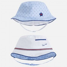 Reversable Hat - White (9731)
