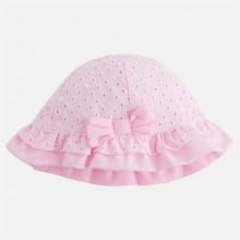 Cut Out Hat -Rose (9775)