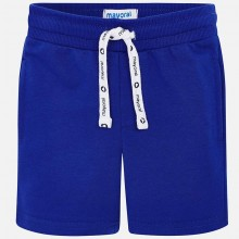 Boys Fleece Shorts - Blue (611)