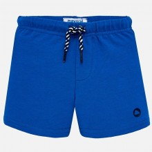 Infant Boys Fleece Shorts - Blue (621)