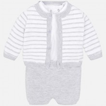 Baby 3 Piece Knitted Set (1201)