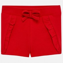 Infant Girls Short - Red (1229)