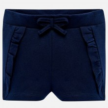 Infant Girls Short - Navy (1229)