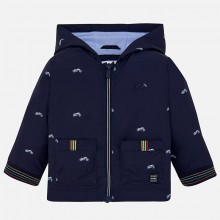 Infant Boys Printed Windbreaker (1438)