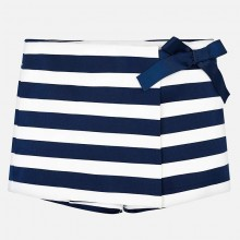 Girls Striped Shorts (3208)