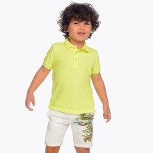 Boys Printed Bermuda Shorts  (3224)