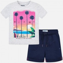Boys 2 Piece Short Set (3610)