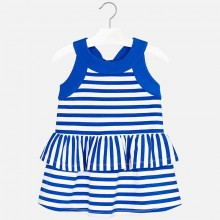 Striped Dress - Blue (3954)