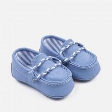 Moccasins - Blue (9037)