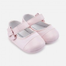 Mary Jane Shoe - Pink (9119)