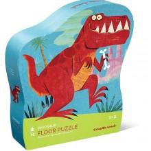 Shaped Puzzle -Dinosaur