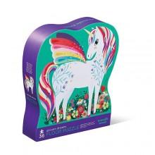 Shaped Puzzle - Unicorn Dreams