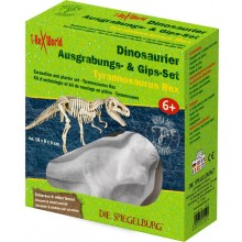 Dinosaur Excavation and Plaster Set - T Rex