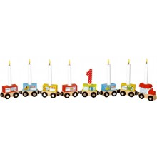 Birthday Train - The Friendly Seven