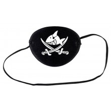 Captain Sharky Eye Patch
