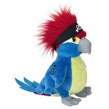 Captn Sharky Parrot