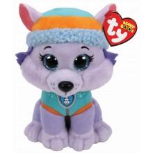 Paw Patrol Beanie Boo - Everest Husky