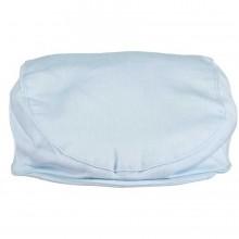 Boys Blue Flat Cap - Gary (4744)