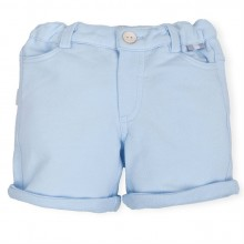 Infant Boys Shorts - Sky Blue (6311)