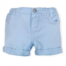 Infant Boys Bermuda Shorts - Sky Blue (6345)