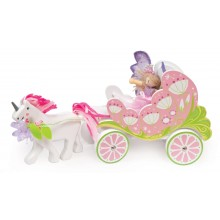 Fairybelle Carriage and Unicorn + Fairy