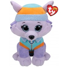 Paw Patrol Beanie Boo - Everest (Large)