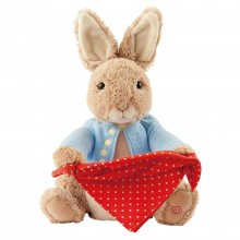 Peter Rabbit Peek-a-Boo - New