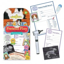 Pretend Play Set - Veterinarian
