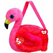 Gilda Flamingo Shoulder Bag