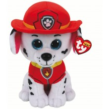 Paw Patrol Beanie Boo - Marshall (Medium)