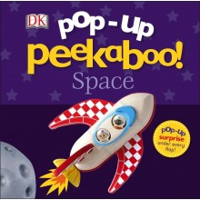 Pop Up Peekaboo - Space
